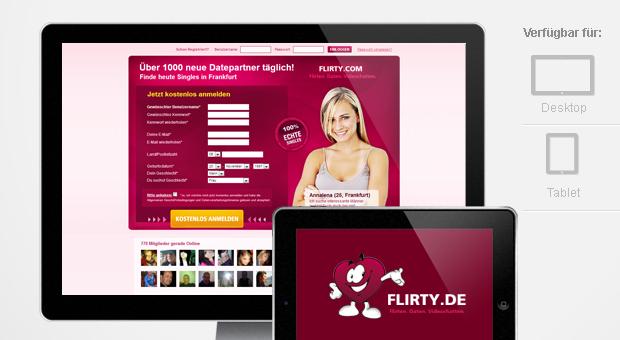 Dating, Patnersuche, Kontakte Portal