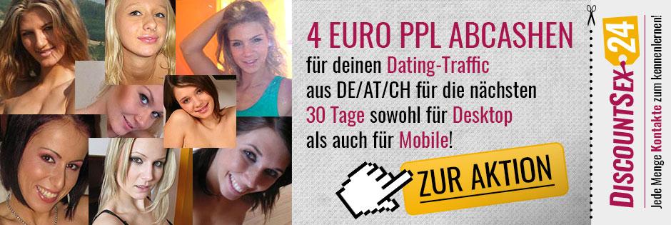 30 Tage lang 4 EUR PPL auf das Produkt Discountsex24